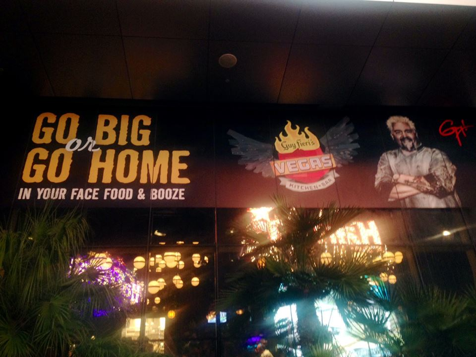 Guy Fieri's Burger Joint