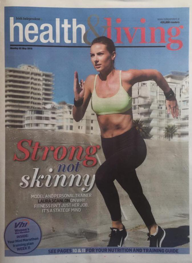 Cover of Health & Living - Irish Independent 2/5/2016