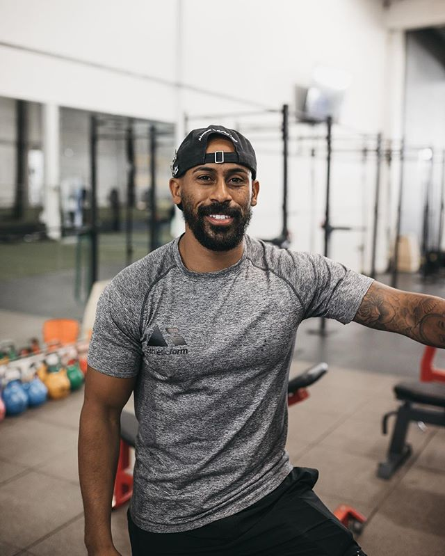 T R A I N | Athletic Form was fabricated by this man, Robel. He has been a catalyst for our personal well-being, health and our business. If you haven't already, check out his business @trainathleticform and give his personal page a follow @robelwoldu.