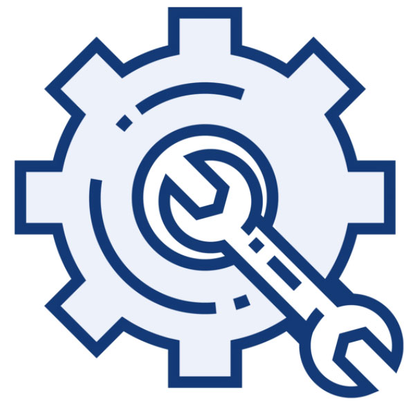 Screw & Barrel Rebuilding Icon