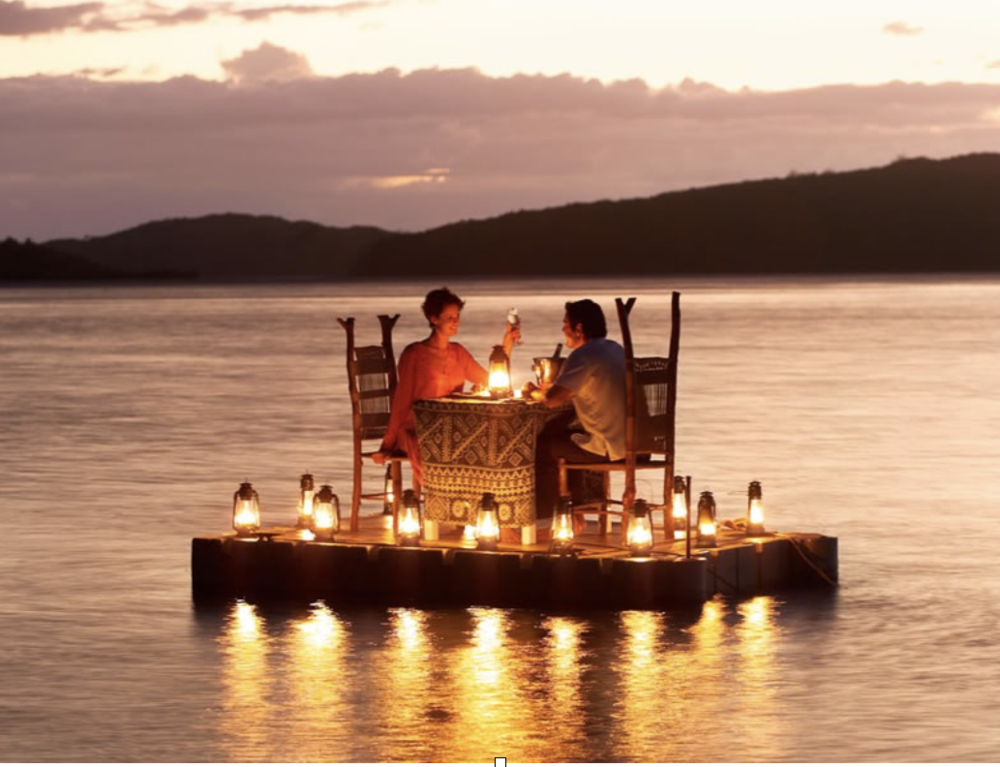 For Couples Who Want A Truly Intimate Destination Wedding, Fiji's Turtle Island Is Pretty Close To Heaven; Turtlefiji.Com