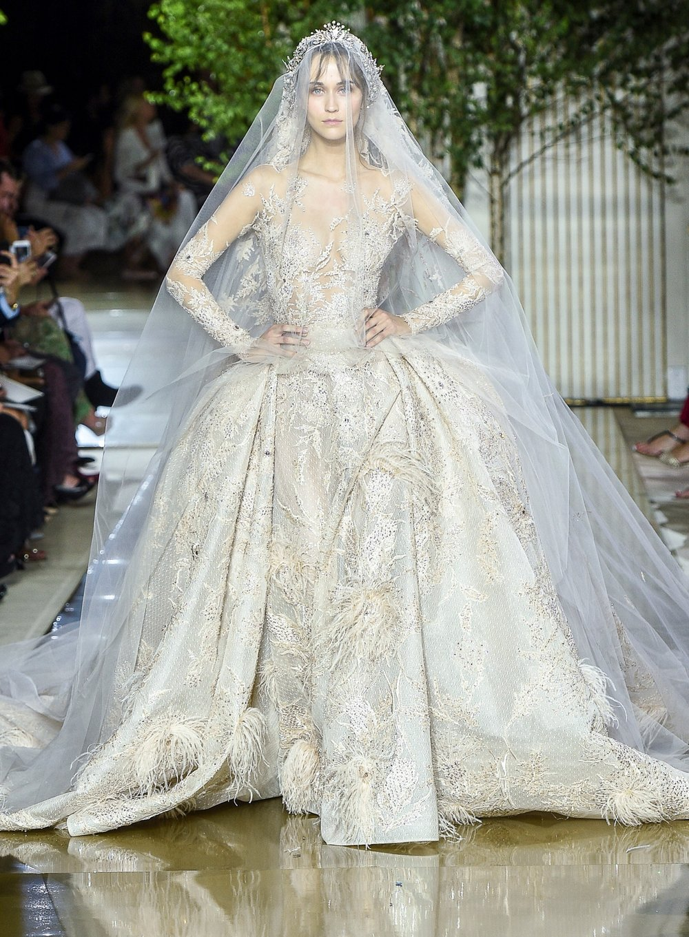ZUHAIR MURAD: Embroideries