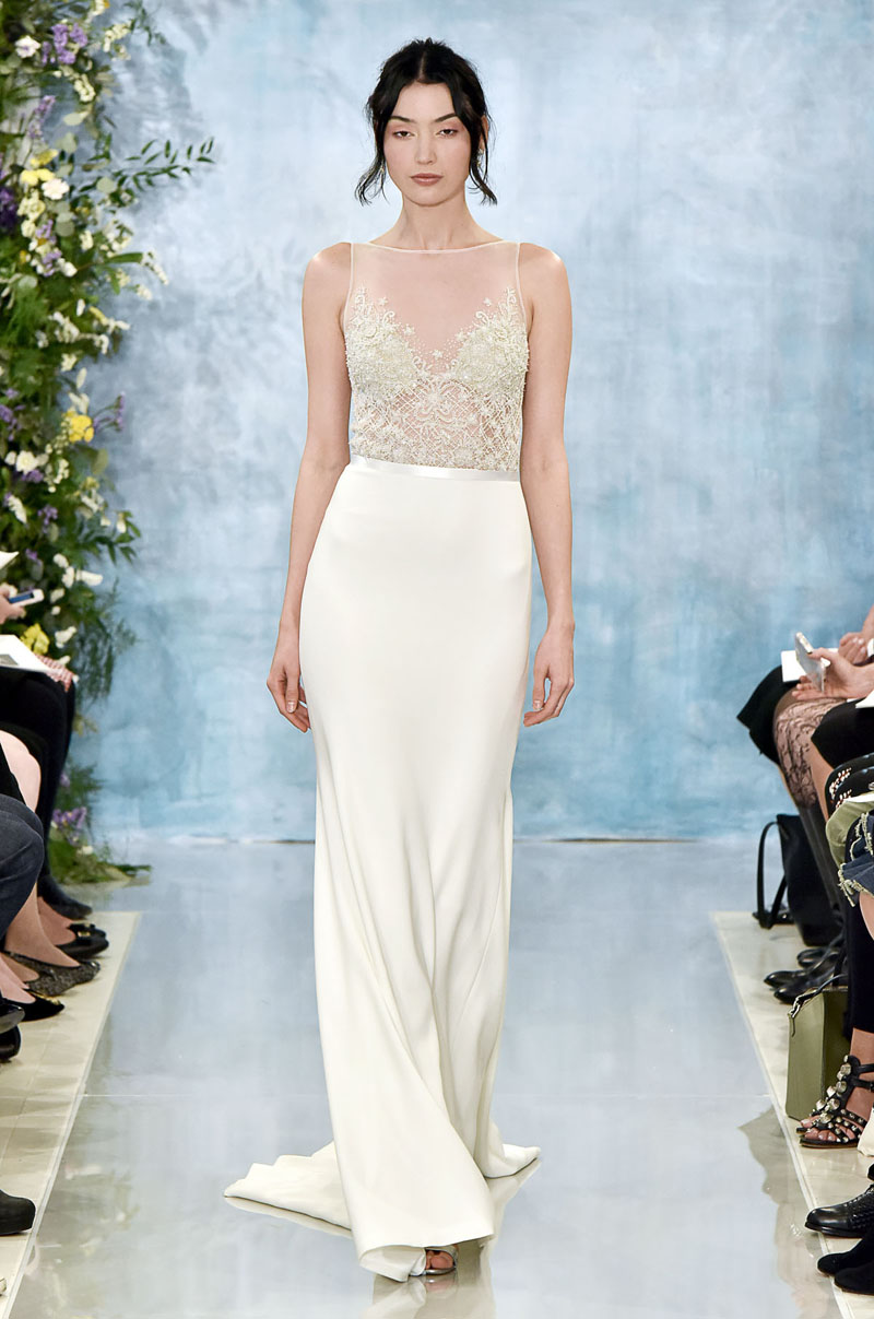 Rachel Leonard\'s Favorite Looks from New York Bridal Fashion Week ...
