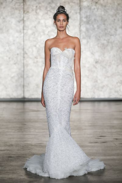 Inbal Dror Bridal Studio, $9,200.