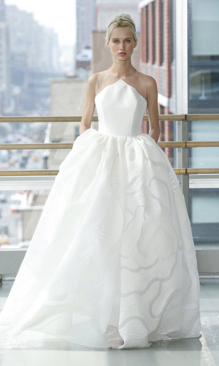 87d518e5fc7 Rachel Leonard s Favorite Looks from April 2018 New York Bridal ...