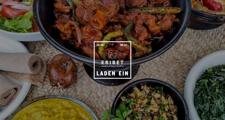 Eritreische Küche   Eribet Laden Ein