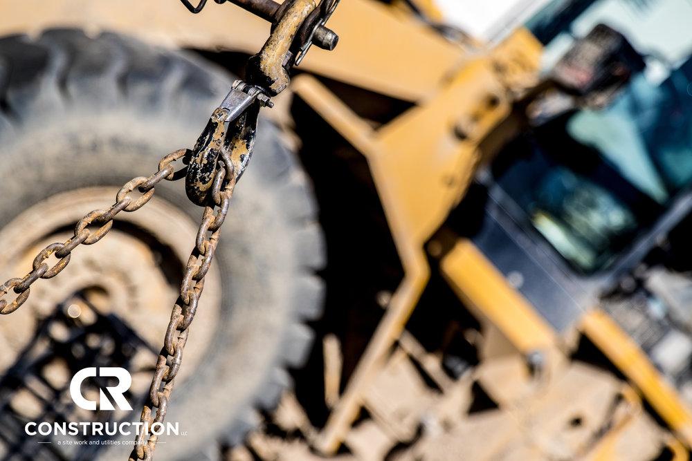 CR Construction -