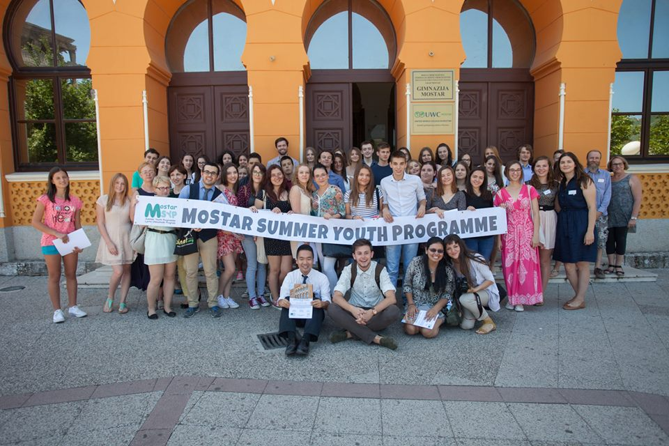 Group photo of teachers and participants, MSYP 2015