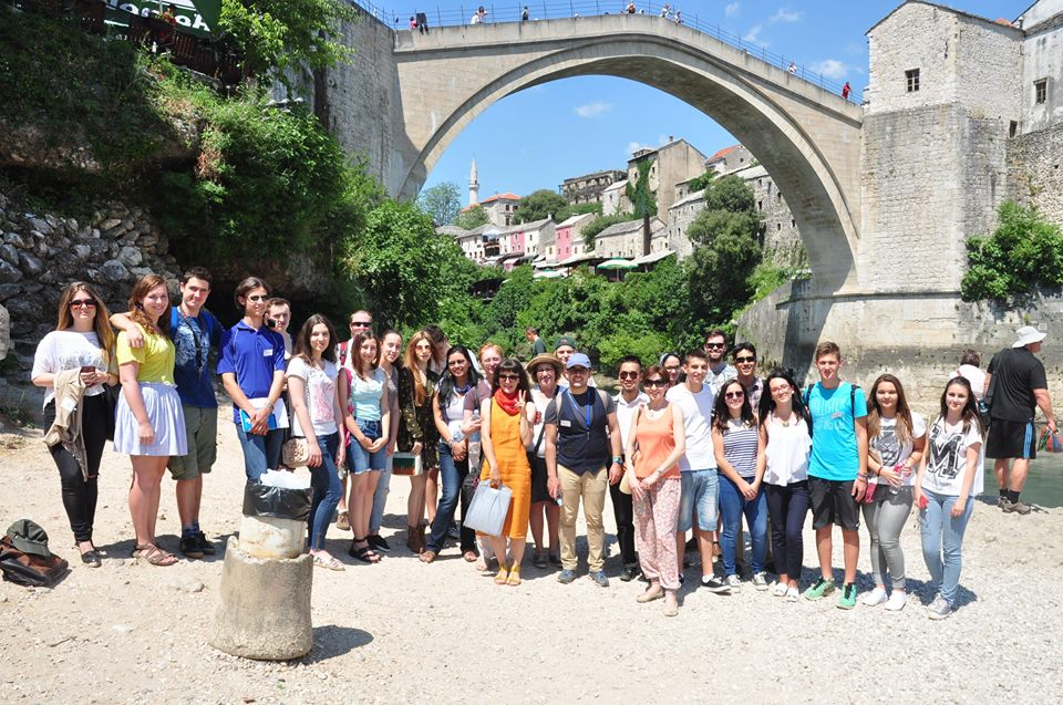 Guided Tour of Mostar: Culture, History and Architecture
