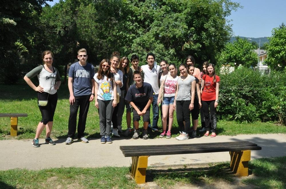 Cultural exchange trip to Doboj
