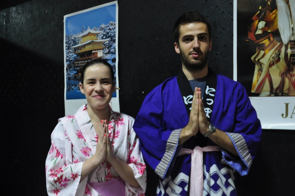 Japanese culture night