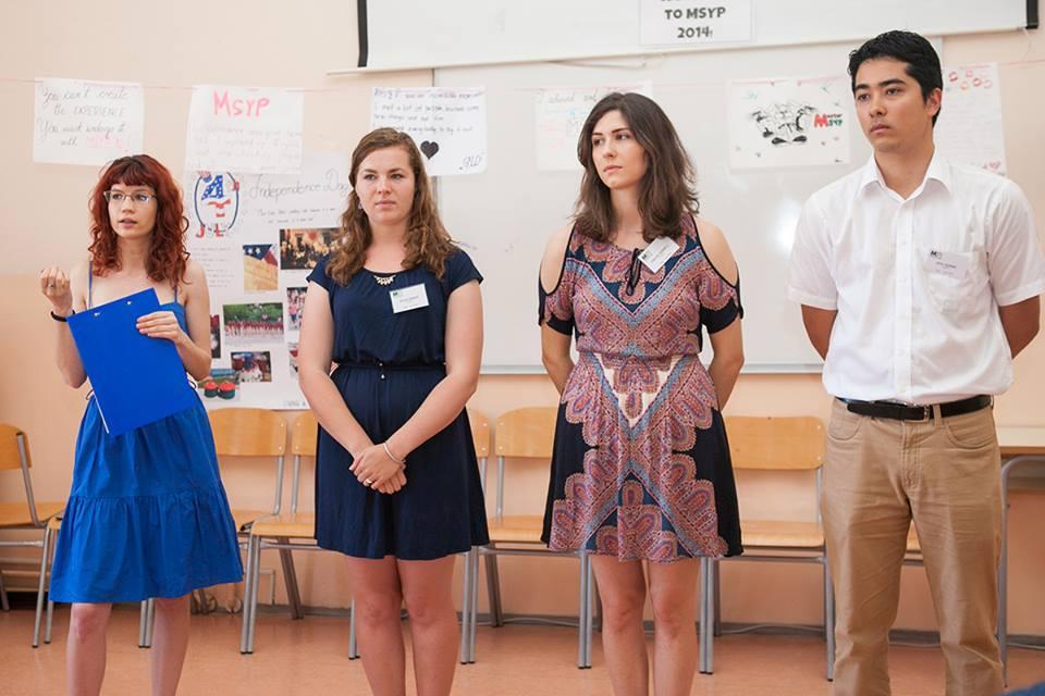 Coordinating Team: Vlatka Lucic, Dilia Zwart, Freya Nowell, Sho Igawa