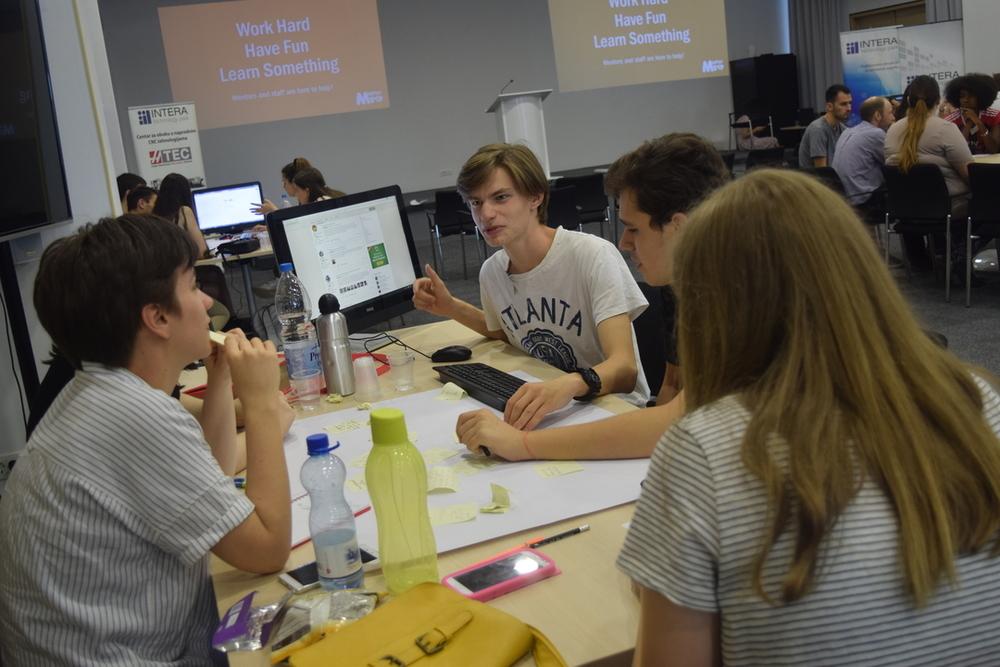 Business Startup Challenge, Intera Technology Park