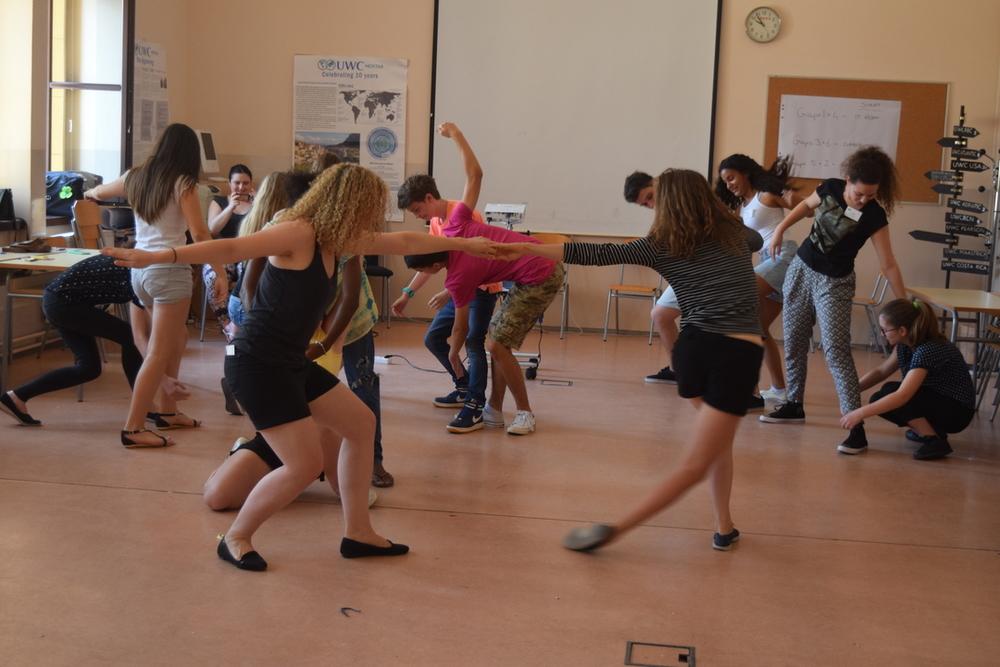 Body Expression Workshop