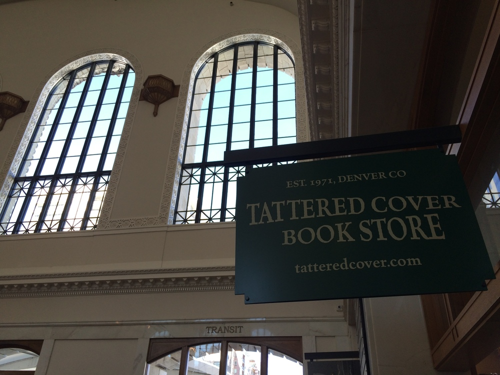 Tattered Cover Union Station