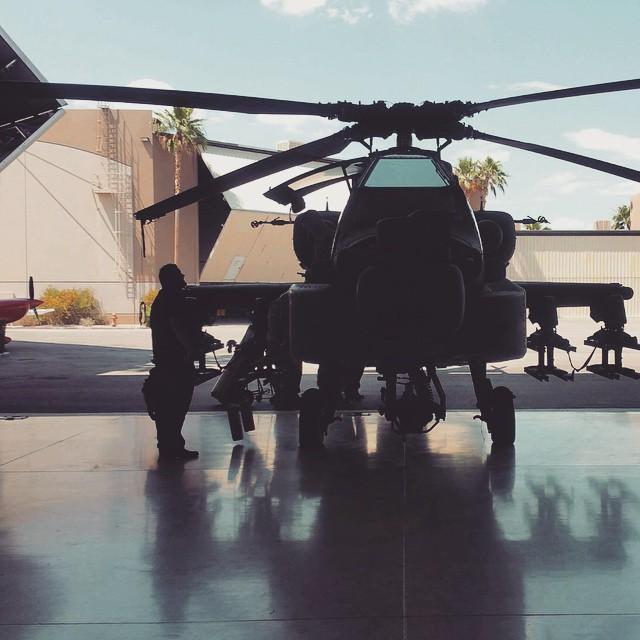 @apexaviation #Apache #Helicopter #Rotorcraft #Maintenance #KHND #HendersonExecutiveAirport #ApexAviation