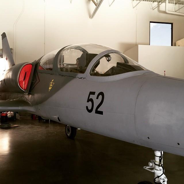 #L39 #AircraftMaintenance #Jet #Aviation #KHND #LasVegas #WeFixAircraft @apexaviation