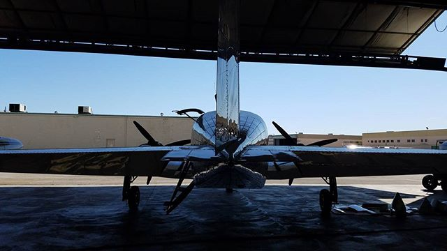 It is a nice and shiny day working at our newest North Las Vegas Apex location.  #AircraftMaintenance #Airplanes #Repair #FixedWing #NorthLasVegasAirport #ApexAviation #LasVegas  #annualinspections @apexaviation