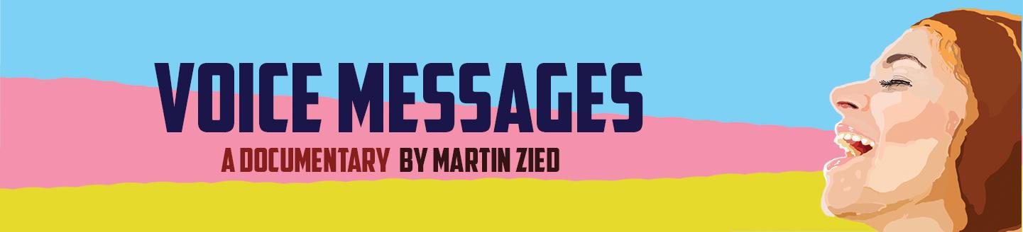 Voice Messages Press Banner