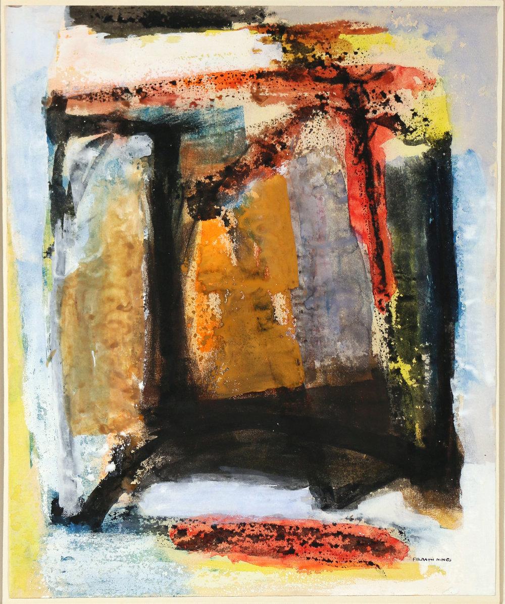 FELRATH HINES (American, 1918-1993)