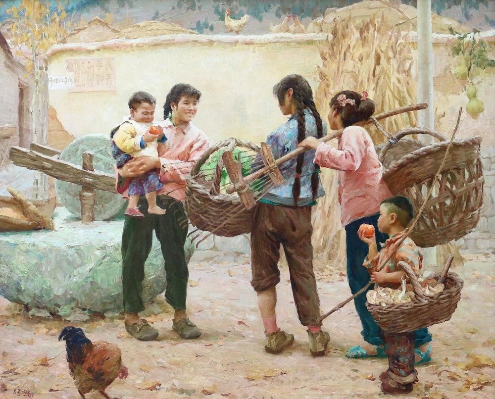 Yanzhou Xu (Chinese, 1961-)