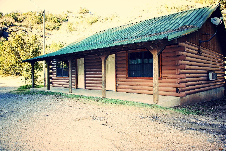 Cabins Turner Falls Park