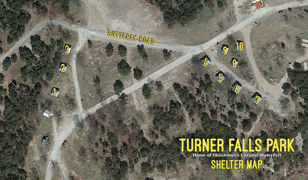 TFP Shelter Map (Click to Enlarge)