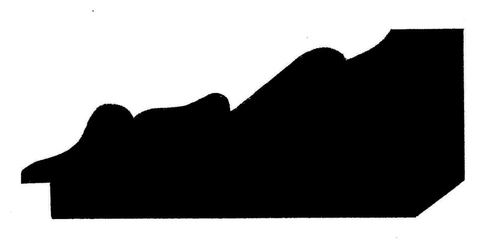 'A' profile, courtesy of Eli Wilner & Company, Inc.