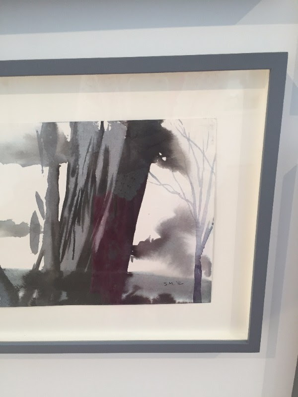 Framing Contemporary Watercolors — Suzanne Smeaton Frame Historian ...