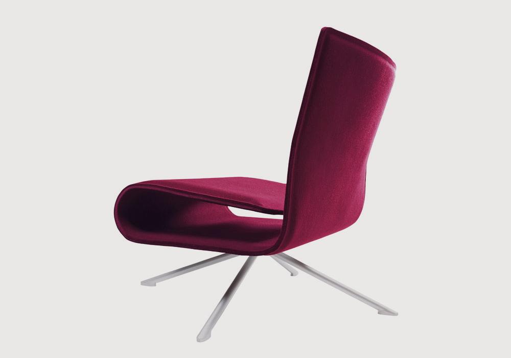 HOB Sessel mit dicker Polsterung
