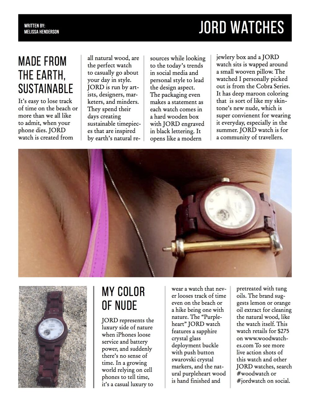 "<!-- JORD WOOD WATCHES ARTICLE WIDGET START --> <a id=""woodwatches_com_widget_article""  ishidden=""1""  title=""Mens Wooden Watches"">Mens Wooden Watches</a> <script src=""//www.woodwatches.com/widget-article/melwrites""  type=""text/javascript""></script>"
