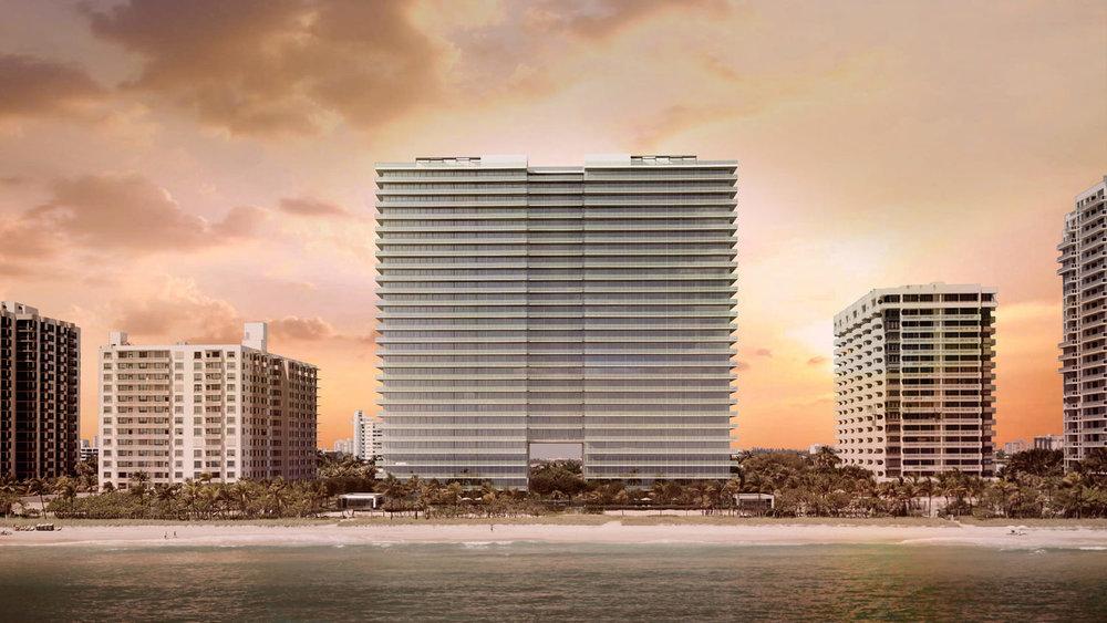 Arquitectonica: Oceana Bal Harbour