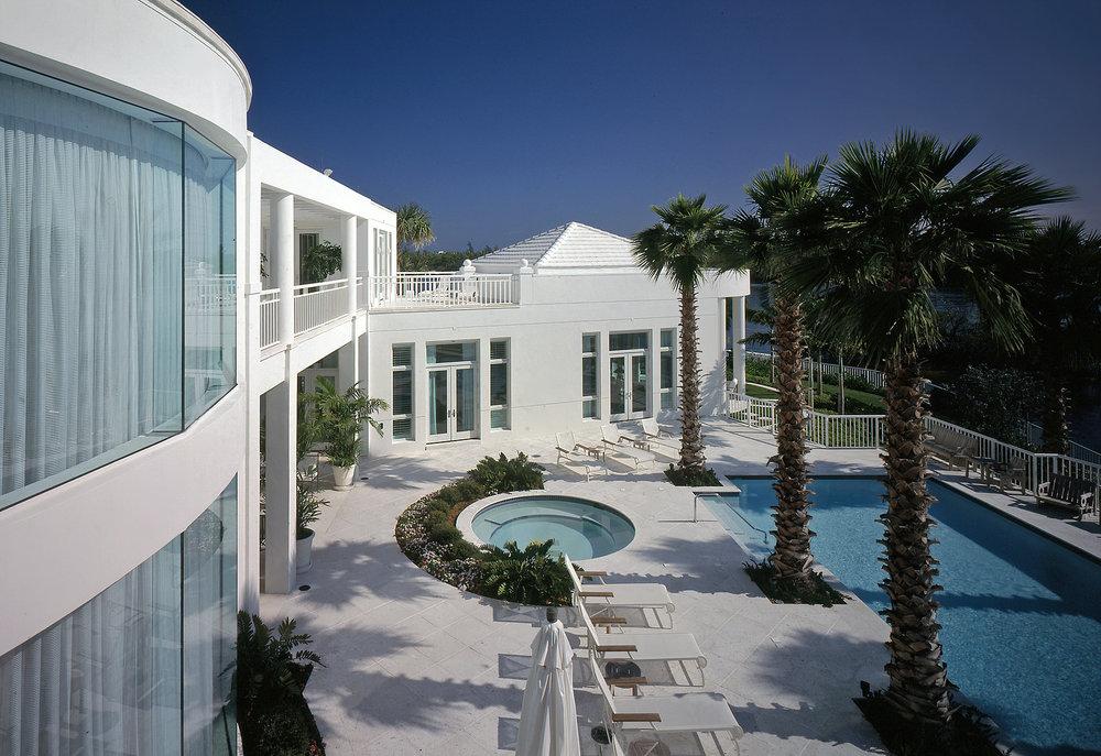 Rex Nichols Architects: Leonard Abramson's House