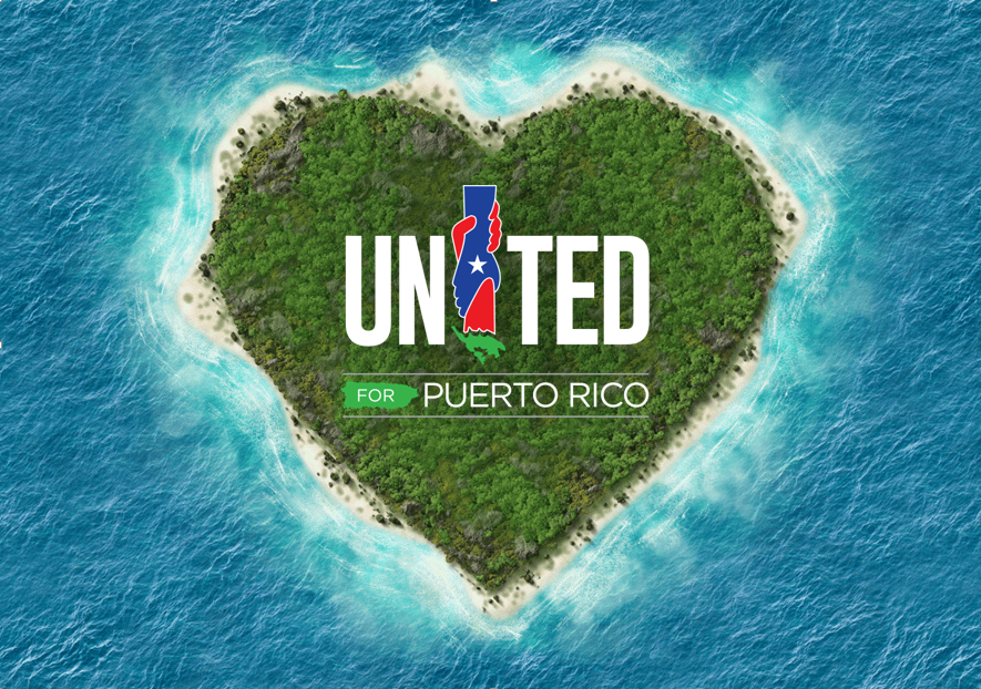 PUERTO RICO Needs us! - United for Puerto Rico is an initiative brought forth by the First lady of Puerto Rico, Mrs. Beatriz Rosselló in collaboration with the private sector, with the purpose of providing aid and support to those affected in Puerto Rico by the passage of Hurricane Irma and Hurricane María. For more information, please visit: www.UnitedforPuertoRico.comPuerto Rico needs your support. Join us and help Puerto Rico recover!