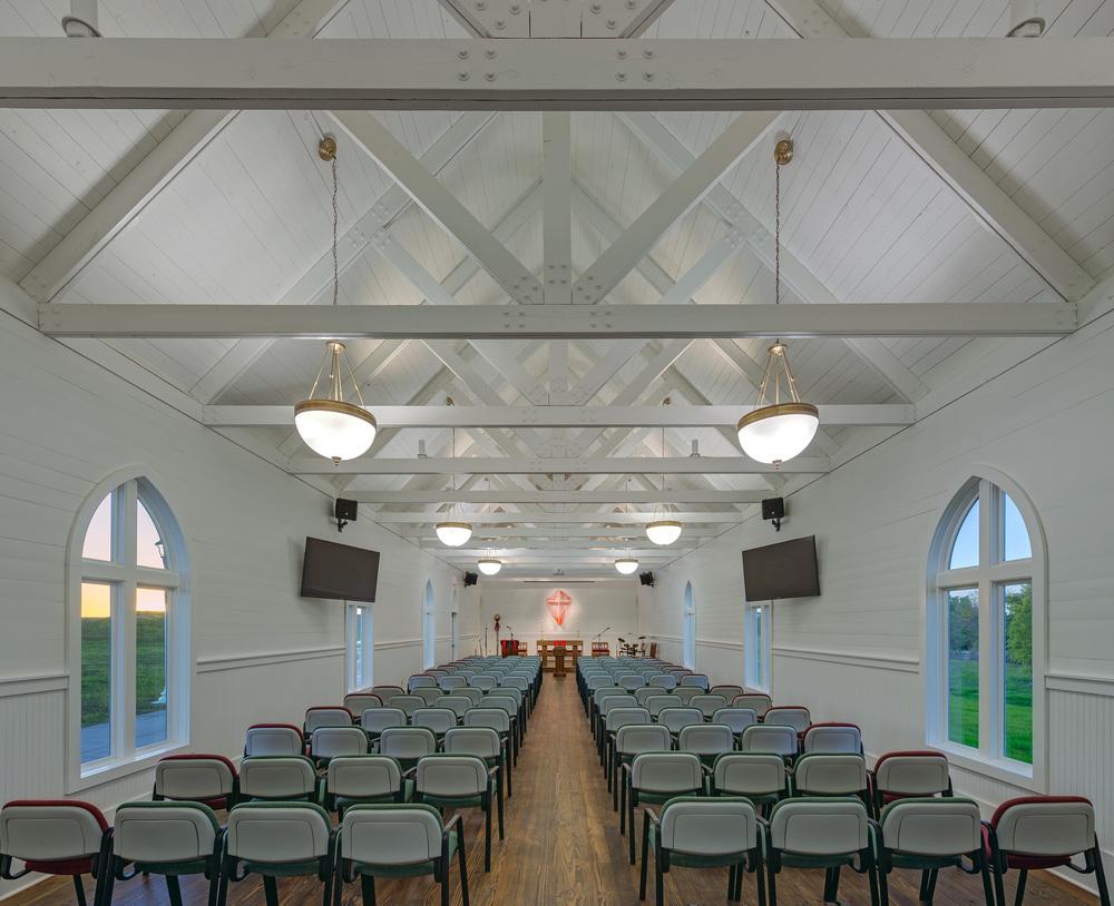 ST. MARY MAGDALENE EPISCOPAL CHURCH - MANOR, TX   PHOTO CREDIT: JUD HAGGARD
