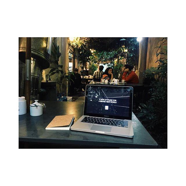 Hoje a Blend está na rua, inspirada pelos ares paulistanos!  #movimento #cafe #rua #sp
