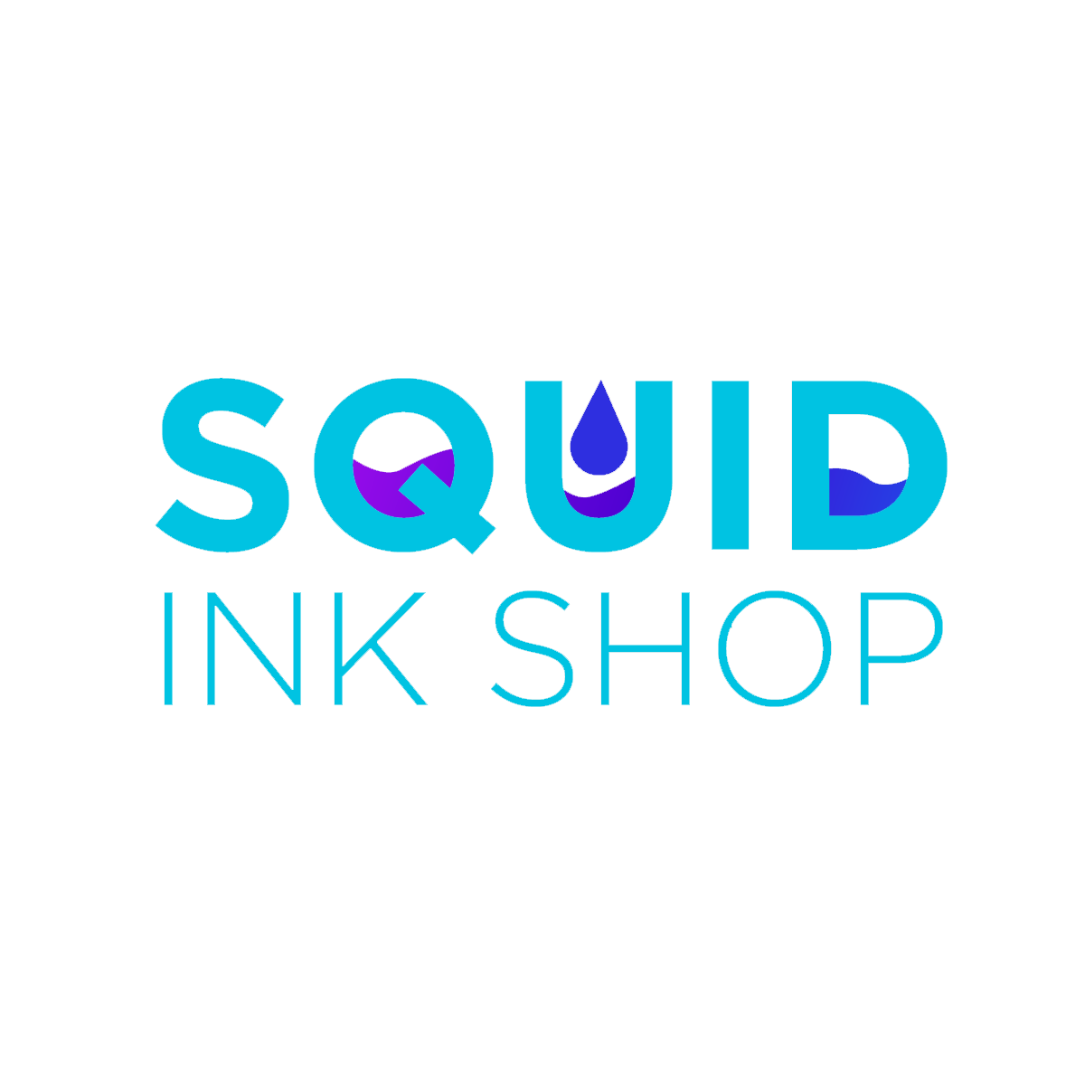 squid ink shop