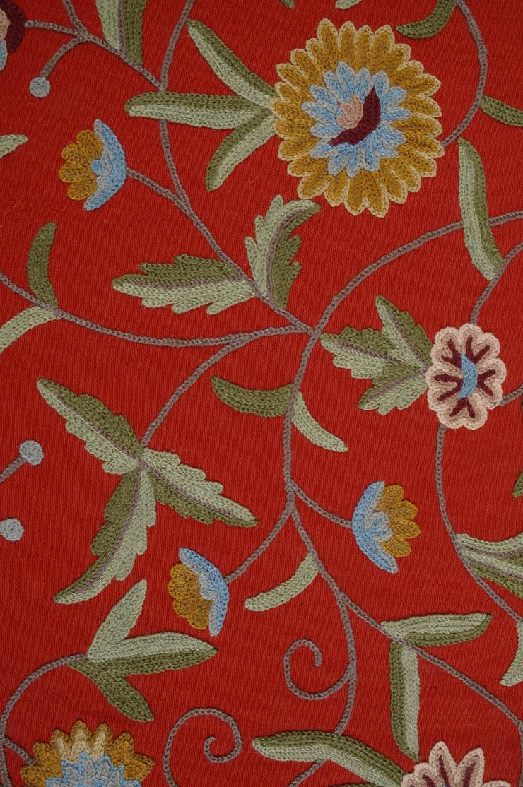 Crewel Fabrics