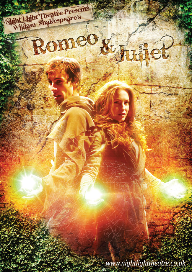 ROMEO & JULIET , Night Light Theatre
