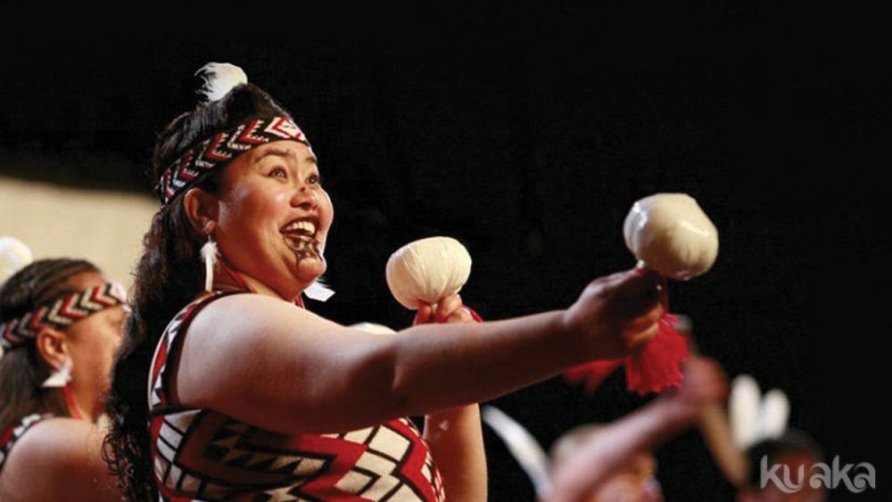 Experience Maori culture