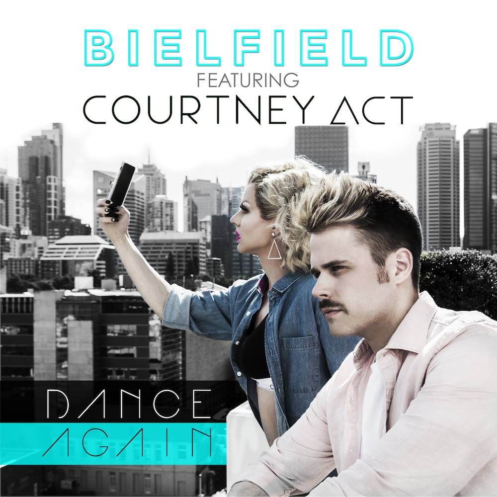 DJ James Tobin Courtney Act Bielfield Dance Again Remix