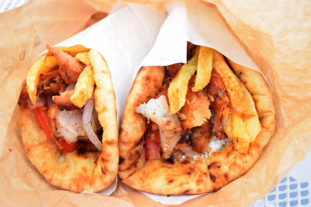 Chicken Gyros...mmmmmmm
