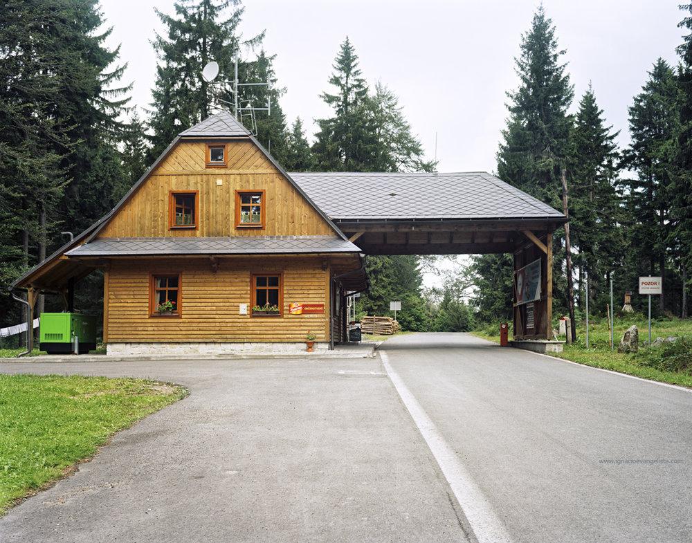 Nowa Morawa - Staré Mesto PL-CZ