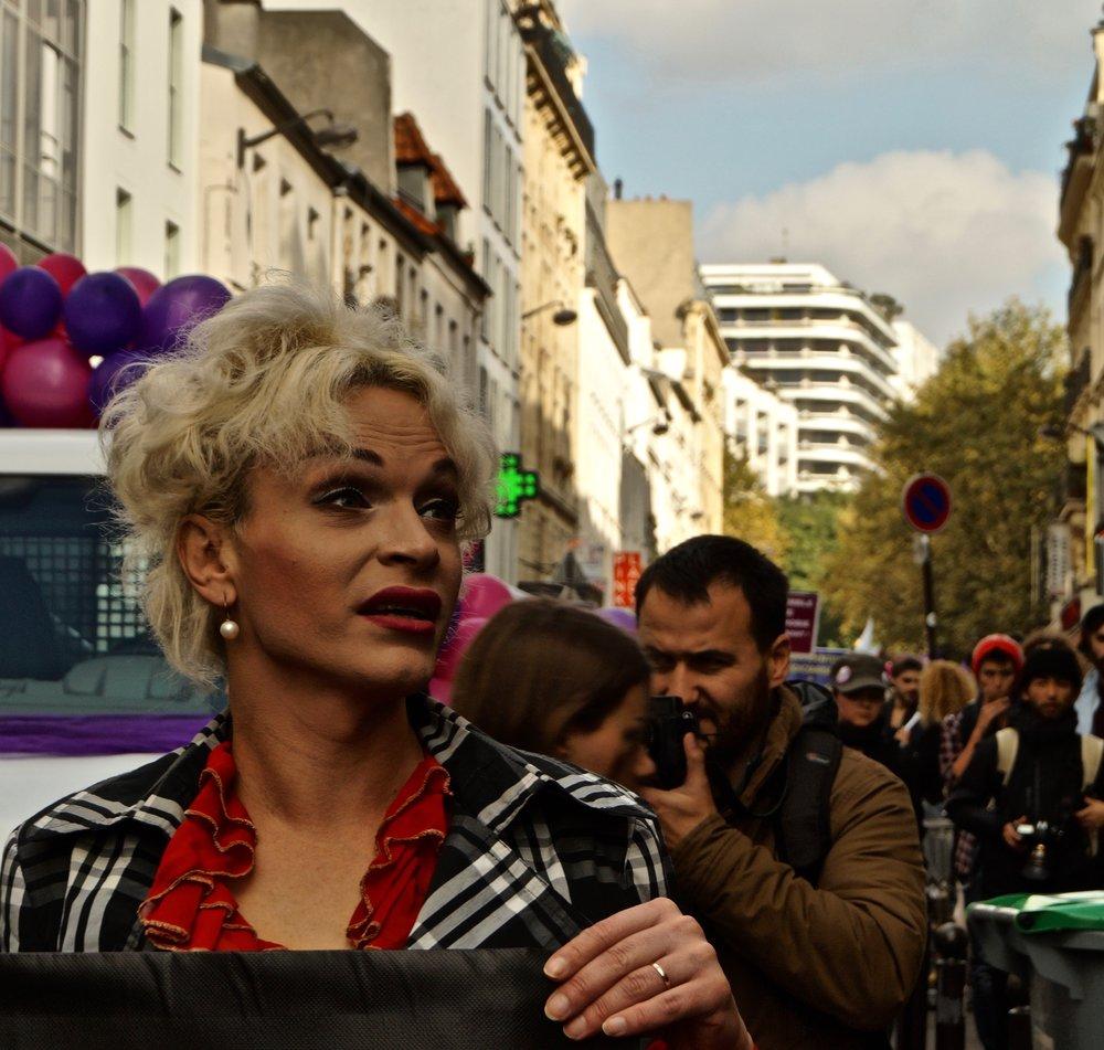 L'Existrans; a March Against Stigmatization