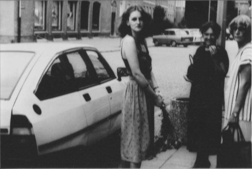 Berta's Mama & Juliana Heide