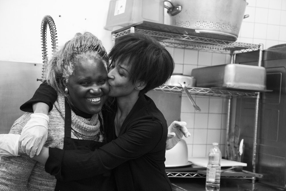 Read also Niya's article about a shared kitchen project in Paris - FOOD IN THE HOOD