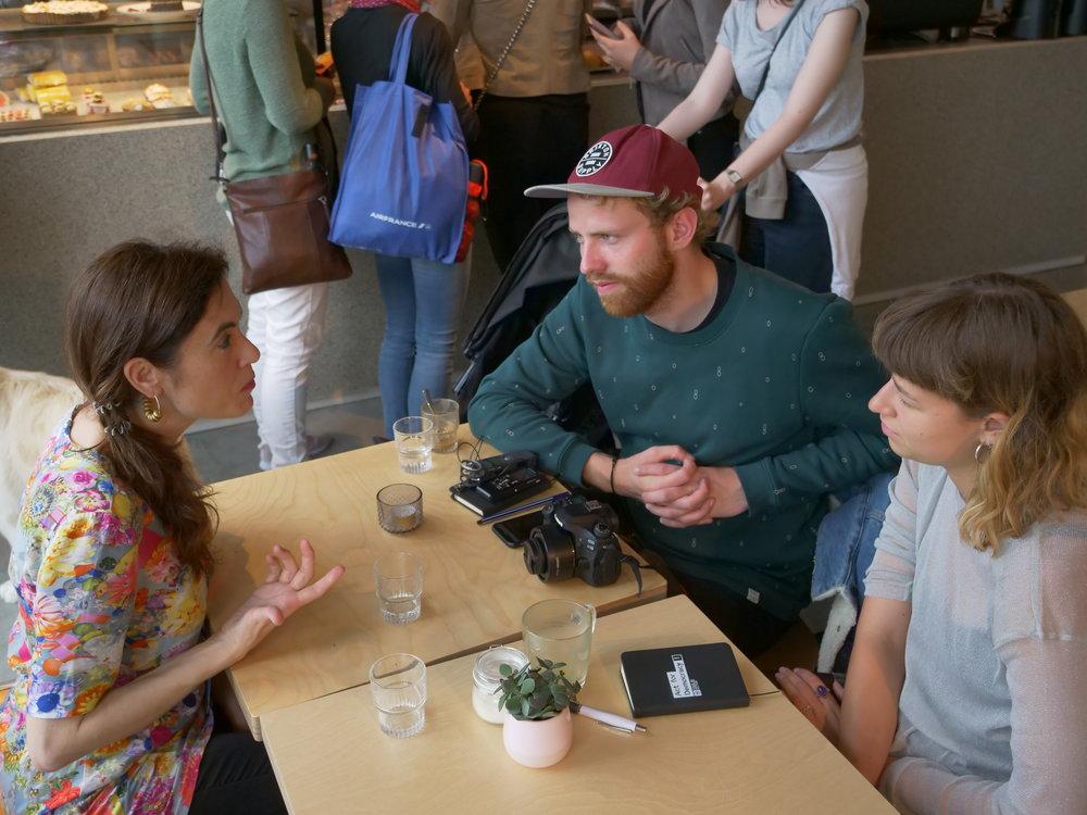 Interview with Txell Bonet