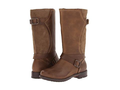 OluKai Pa'ia Leather Boots