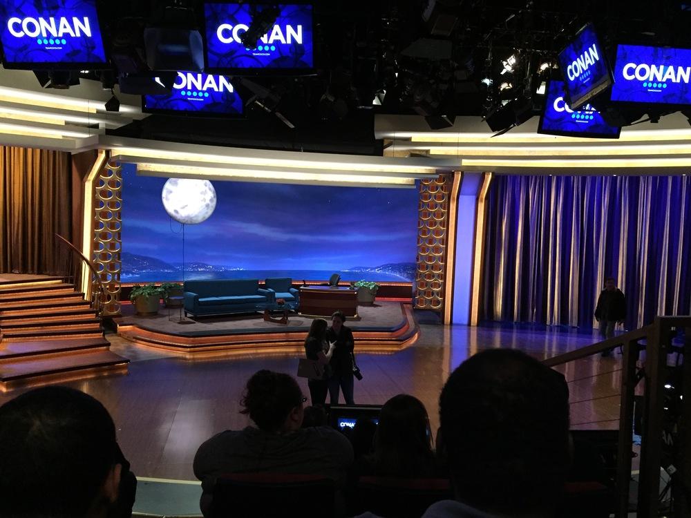 CONAN STUDIO!