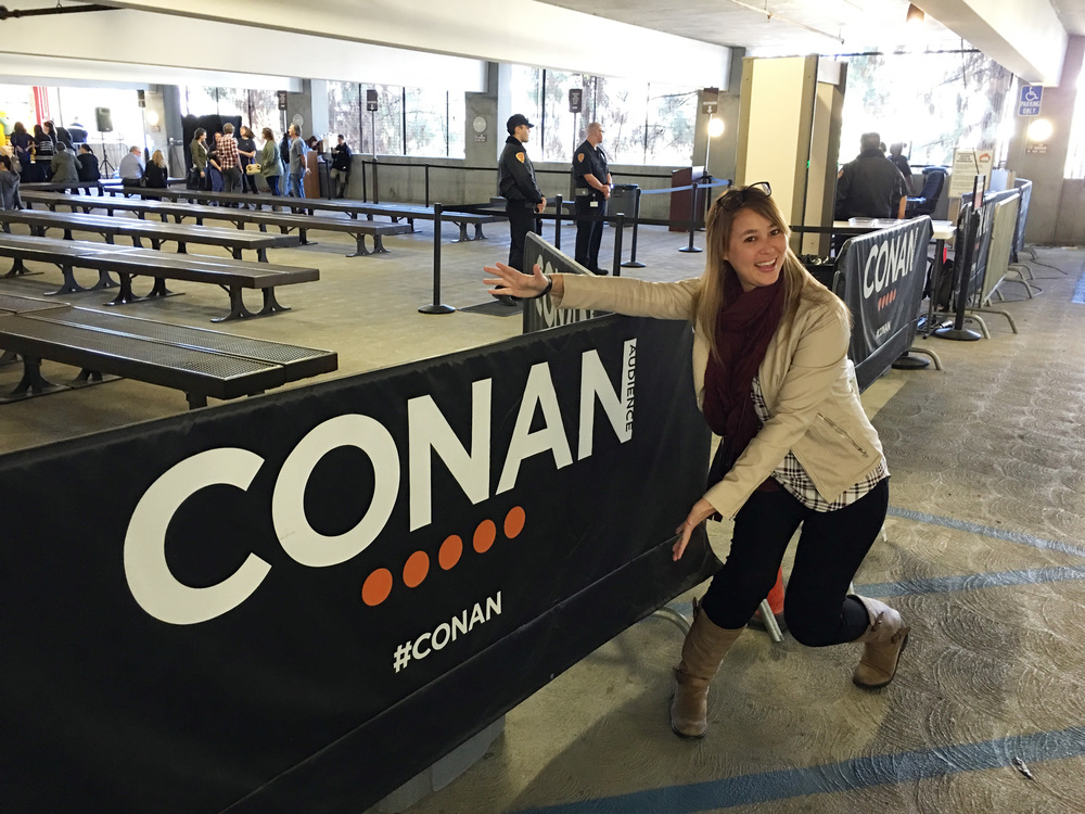 CONAN CHECK-IN